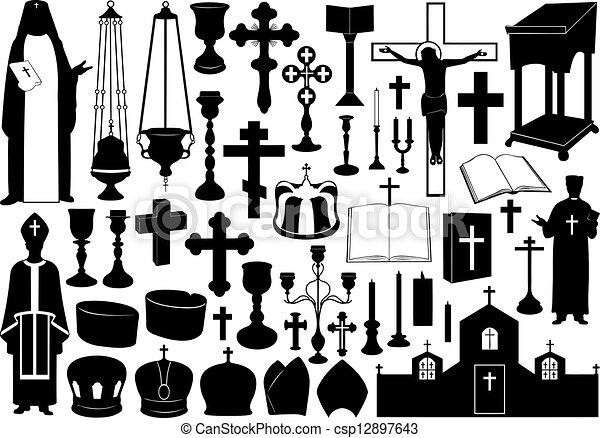 állhatatos, vallásos, alapismeretek - csp12897643