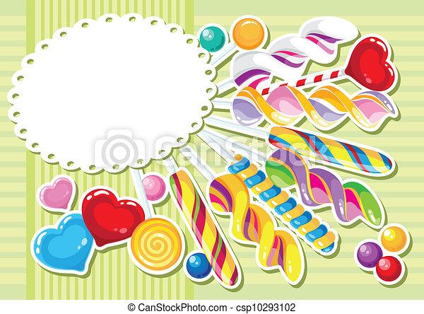 édesség, böllér, háttér - csp10293102