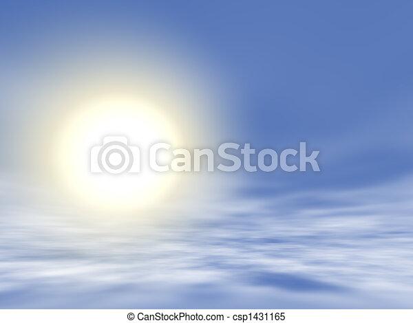 ég, háttér - csp1431165