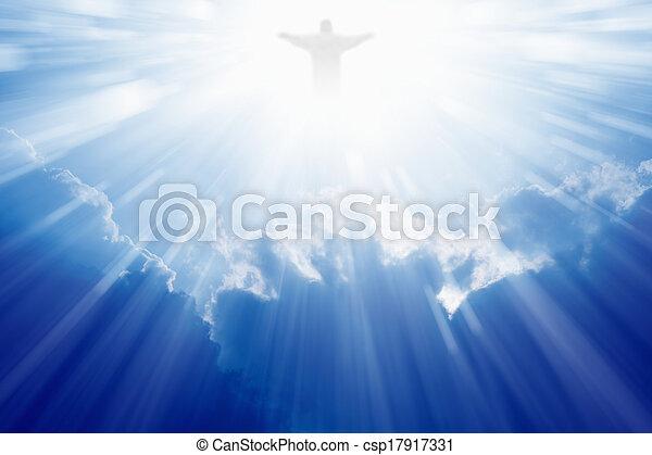 ég, krisztus, jézus - csp17917331