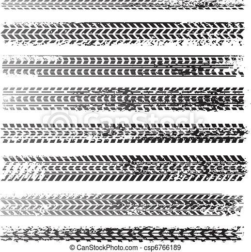 útvonal, autógumi, struktúra - csp6766189