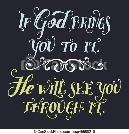 őt elhoz, azt, ha, isten, akar, ön, elkísér, ő, át - csp45588210