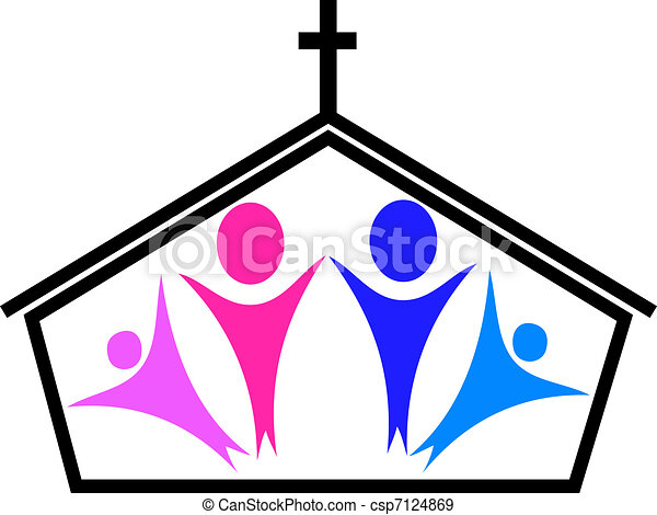 a hívei, templom - csp7124869
