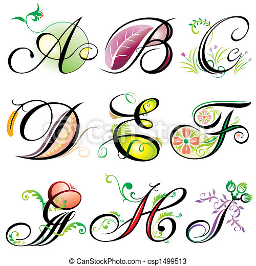a-i, alphabets, alapismeretek - csp1499513