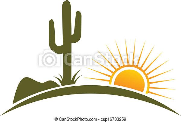 alapismeretek, dezertál, nap, jel, tervezés - csp16703259