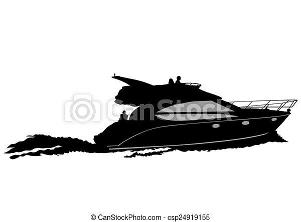 autózik hajózik - csp24919155
