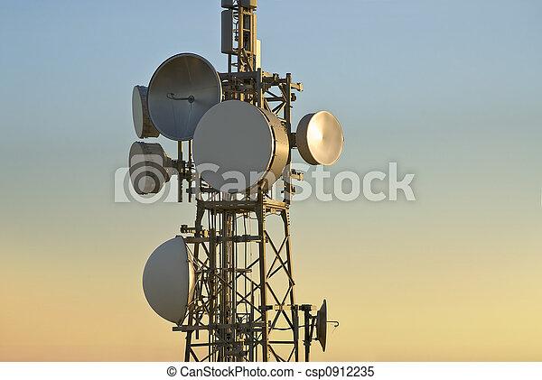 bástya, telecommunications - csp0912235