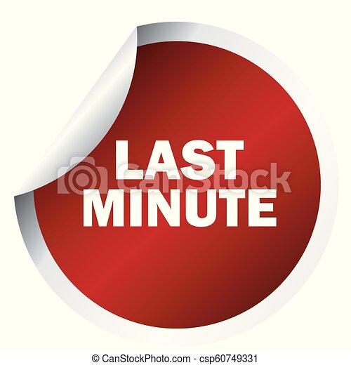 böllér, utolsó pillanat - csp60749331