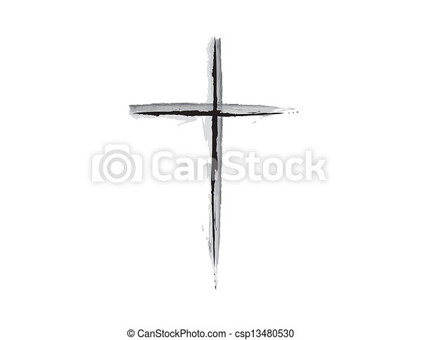 b betű, grunge, &, kereszt, tervezés, nyugat, vallásos - csp13480530