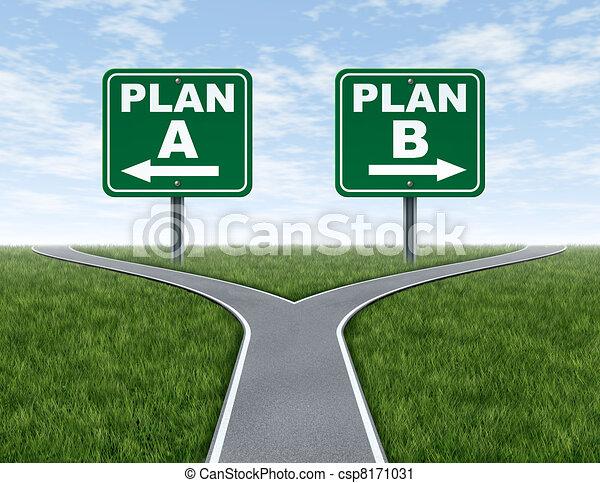 b betű, kereszt, terv, cégtábla, közútak, út - csp8171031