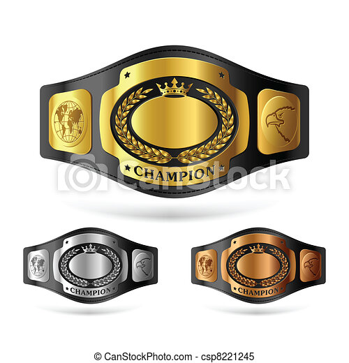 bajnok, öv - csp8221245