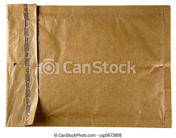 barna, boríték - csp0673808