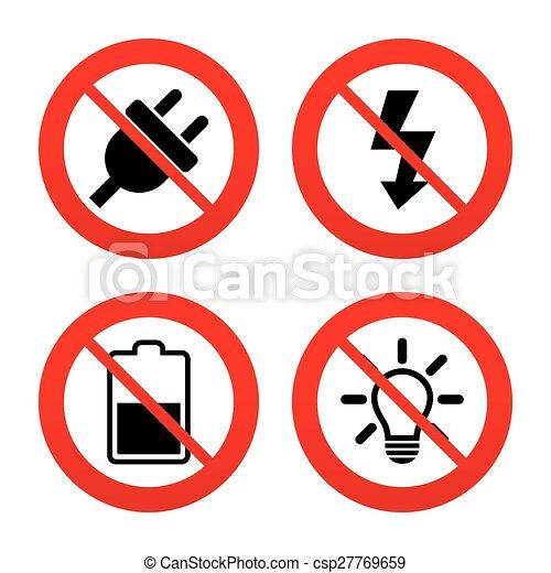 bedugaszol, elektromos, elem, fény, cégtábla., lámpa, half. - csp27769659