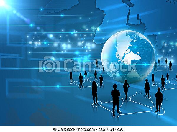 befog, világ ügy - csp10647260