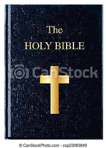 biblia, jámbor - csp23083849