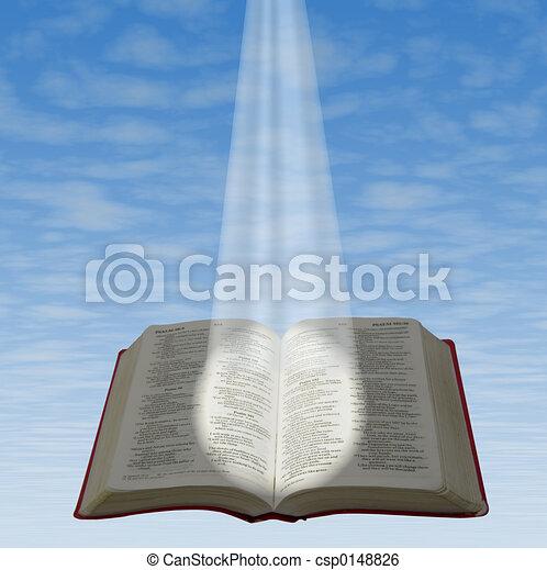 biblia, jámbor - csp0148826