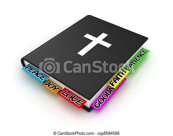 biblia - csp8584568