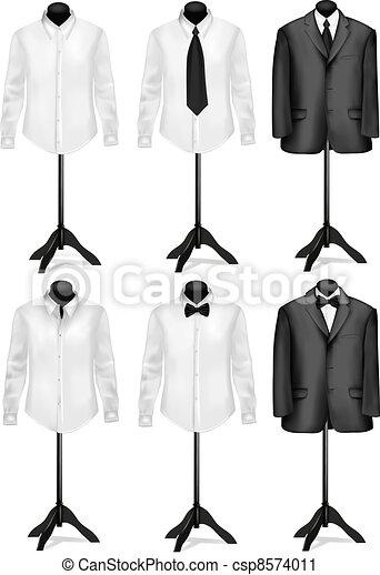 black ing, illeszt, fehér - csp8574011