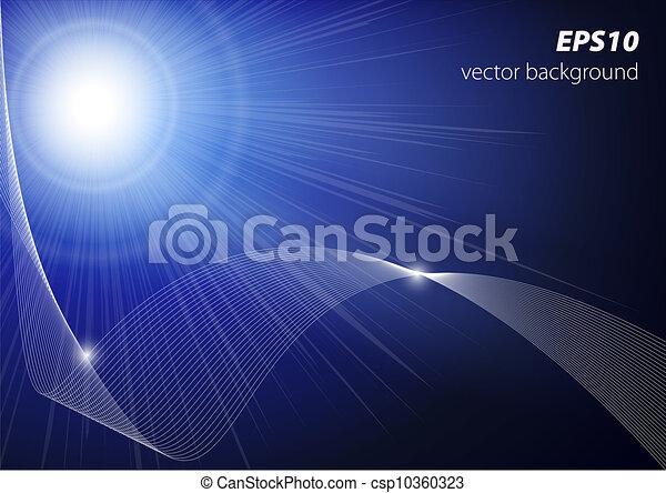 blue háttér - csp10360323