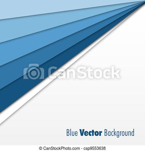 blue háttér - csp9553638