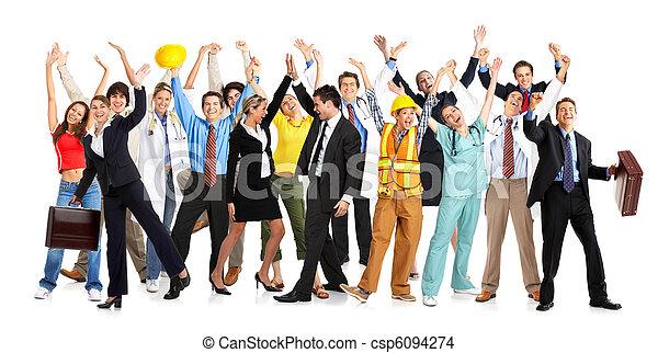 boldog, emberek - csp6094274
