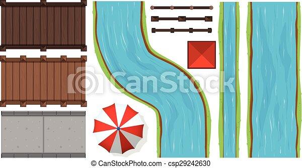 bridzs, folyók - csp29242630