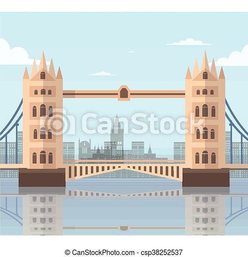 bridzs, london - csp38252537