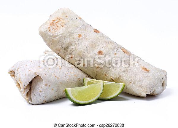 burrito, finom - csp26270838