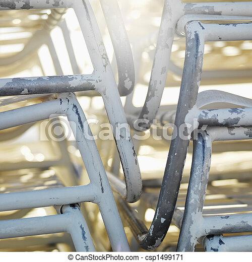 chairs., kazalba rakott - csp1499171