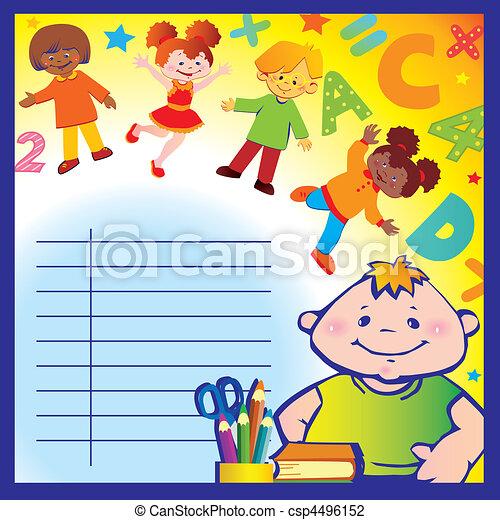 childhood., izbogis - csp4496152