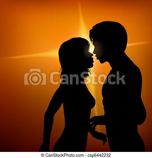 csókol - csp6442232