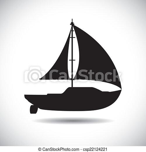 csónakázik, tervezés - csp22124221