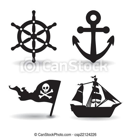 csónakázik, tervezés - csp22124226