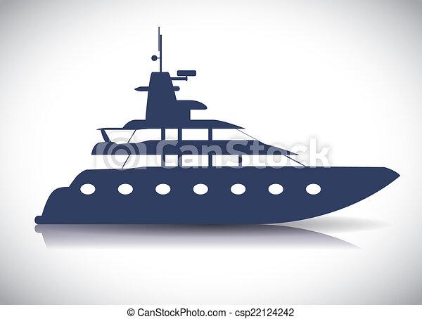 csónakázik, tervezés - csp22124242