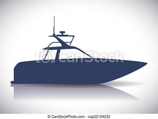 csónakázik, tervezés - csp22124232