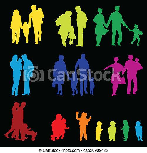 család csoport - csp20909422