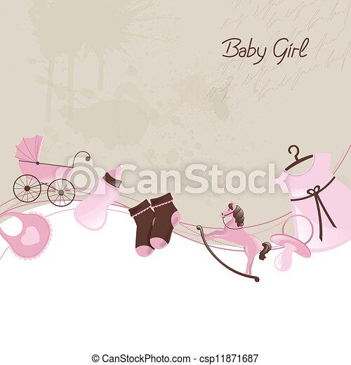 csecsemő shower - csp11871687