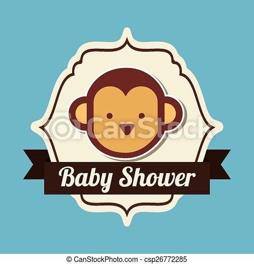 csecsemő shower - csp26772285