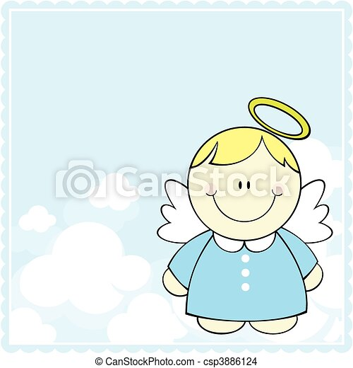 csinos, kicsi angel - csp3886124