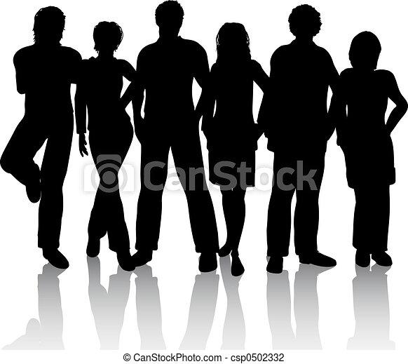 csoport, barátok - csp0502332