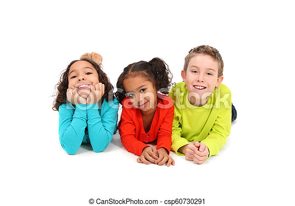 csoport, gyerekek - csp60730291