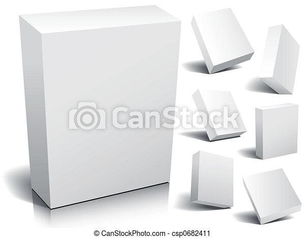 doboz, tiszta - csp0682411