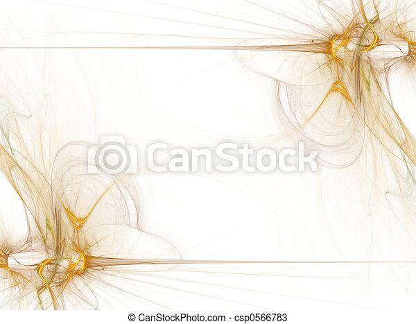 dohányzik, -, border/business, grafikus, arany- - csp0566783