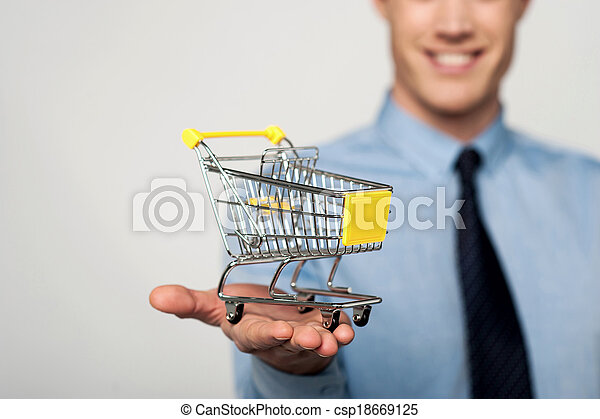 e-commerce, összead, concept., kordé - csp18669125