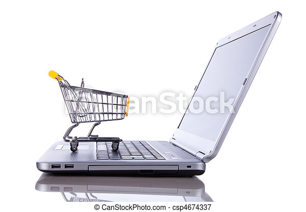 e-commerce, fogalom - csp4674337