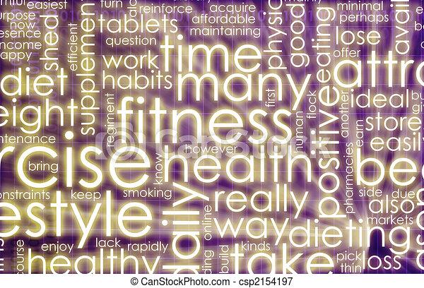 egészség, állóképesség - csp2154197