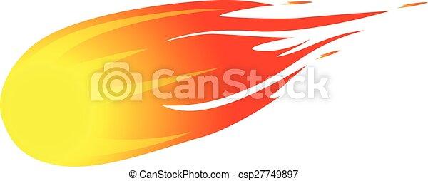 elbocsát, ábra, jelkép, vektor, láng, tervezés - csp27749897