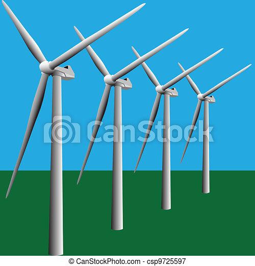 elektromos, természet - csp9725597