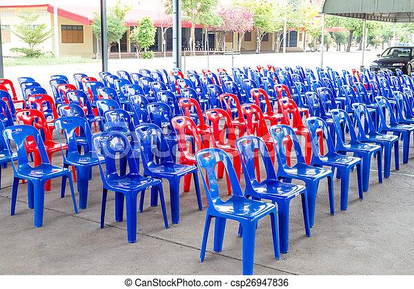elnökké választ, műanyag - csp26947836