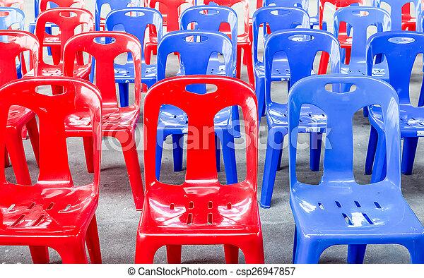 elnökké választ, műanyag - csp26947857